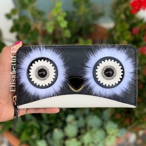 Kate Spade Dashing Beauty Penguin Lacey Wallet